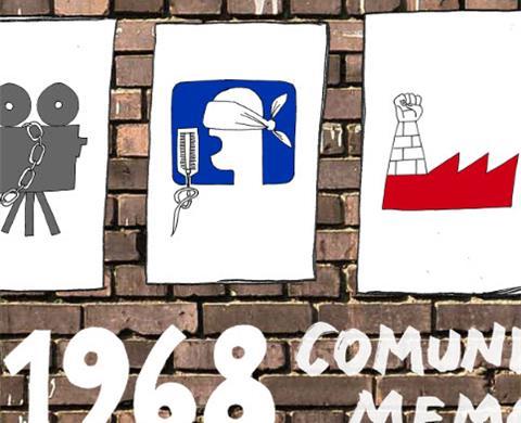 1968 Comunicare Memoria